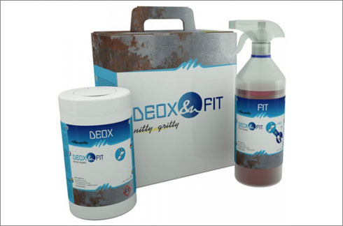 DEOX Fit Spray / Fit Wipes