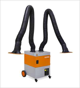 Mobile Welding Smoke Filter Units