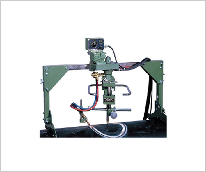 Portable Pipe Hole Cutting Machine