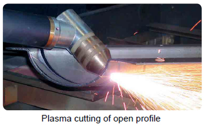 Robot - Guided Plasma Cutting