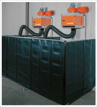 Welding Strip Curtains